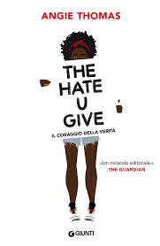 The Hate U Give Book Cover