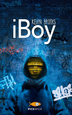 Iboy Book Cover